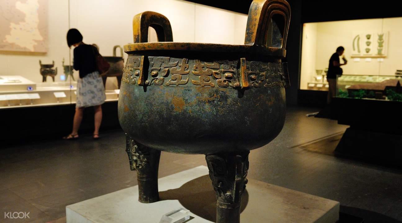 陝西曆史博物館2小時深度探索之旅