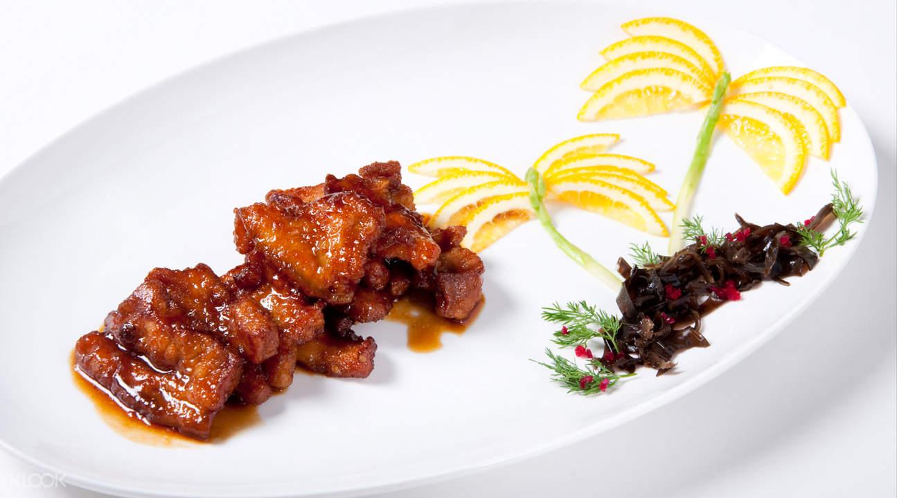 pan fried kurobata pork wan he lou jalan besar singapore