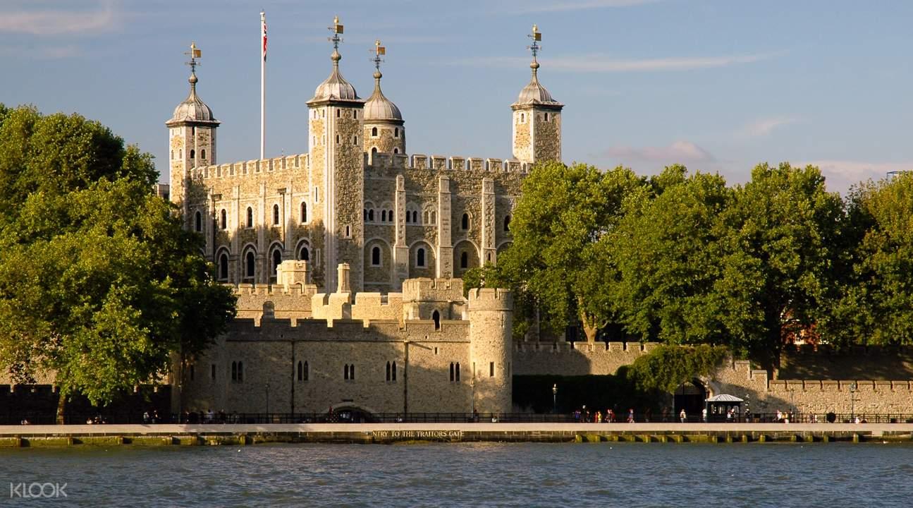 伦敦经典一日游