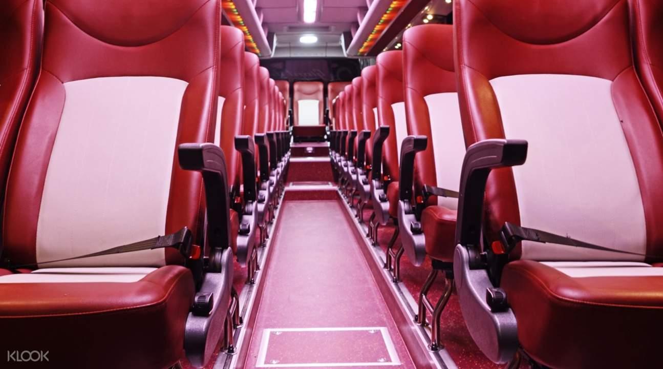 bus transfer phnom penh vietnam