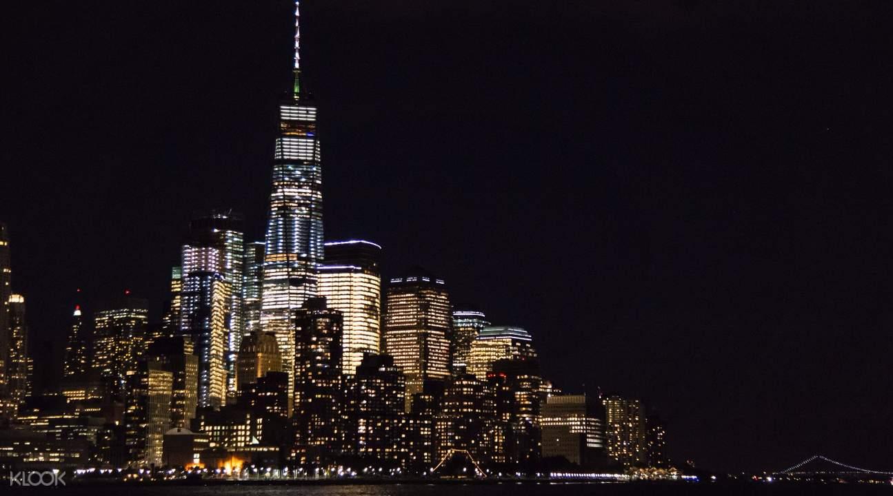 纽约除夕,纽约春节游船,纽约除夕晚宴,纽约春节赏烟火