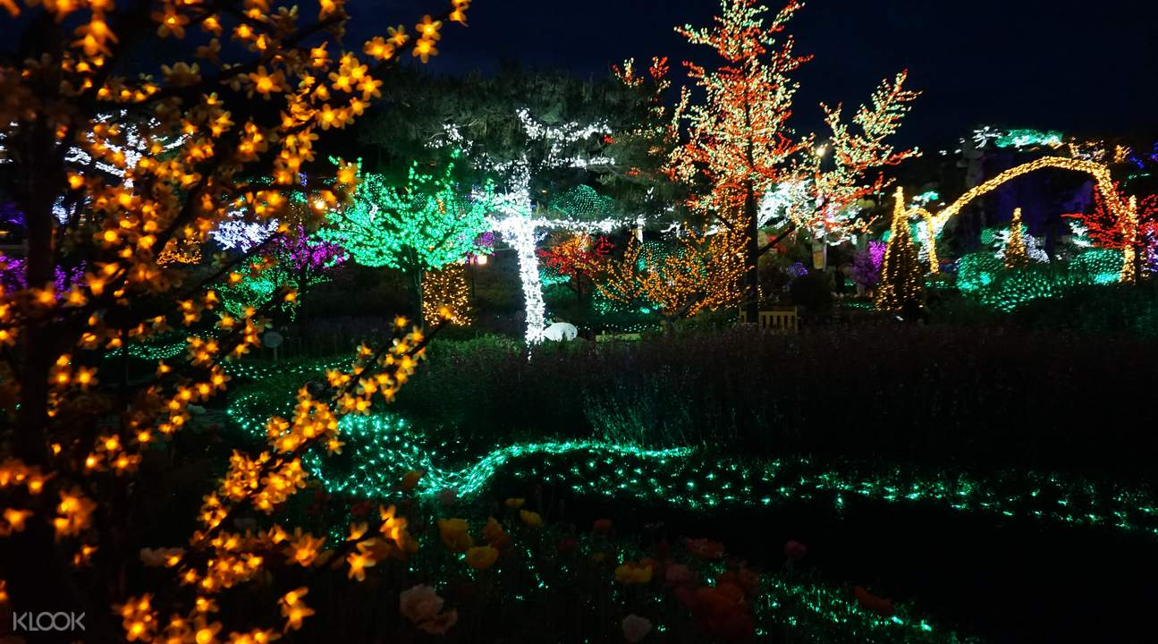 Herb Island Light Fesitival