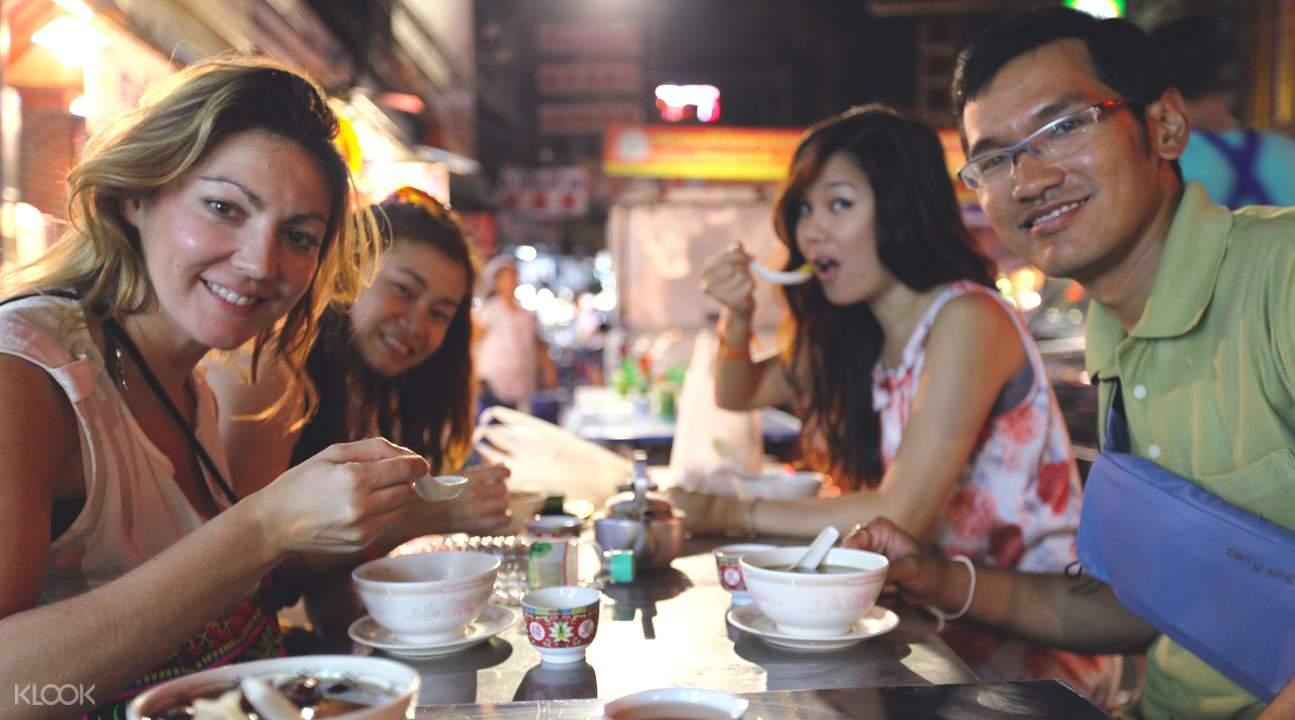 曼谷唐人街美食