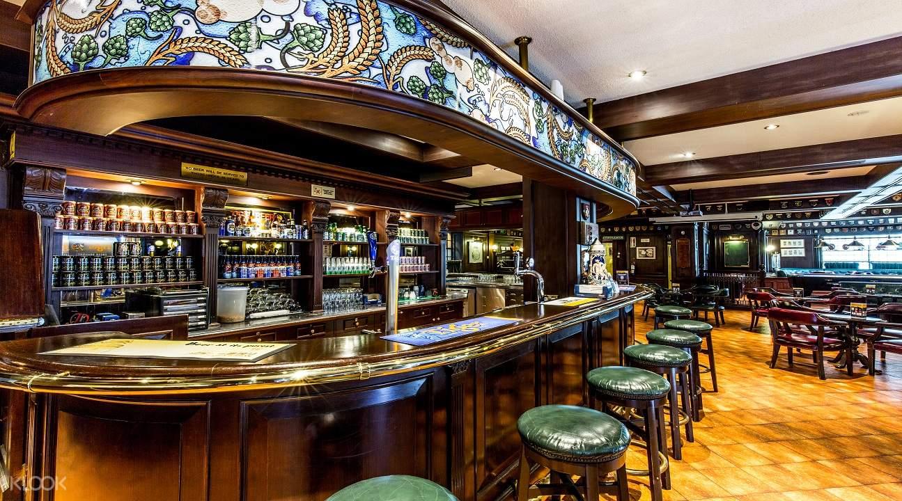 新加坡虎牌啤酒酒廠導覽