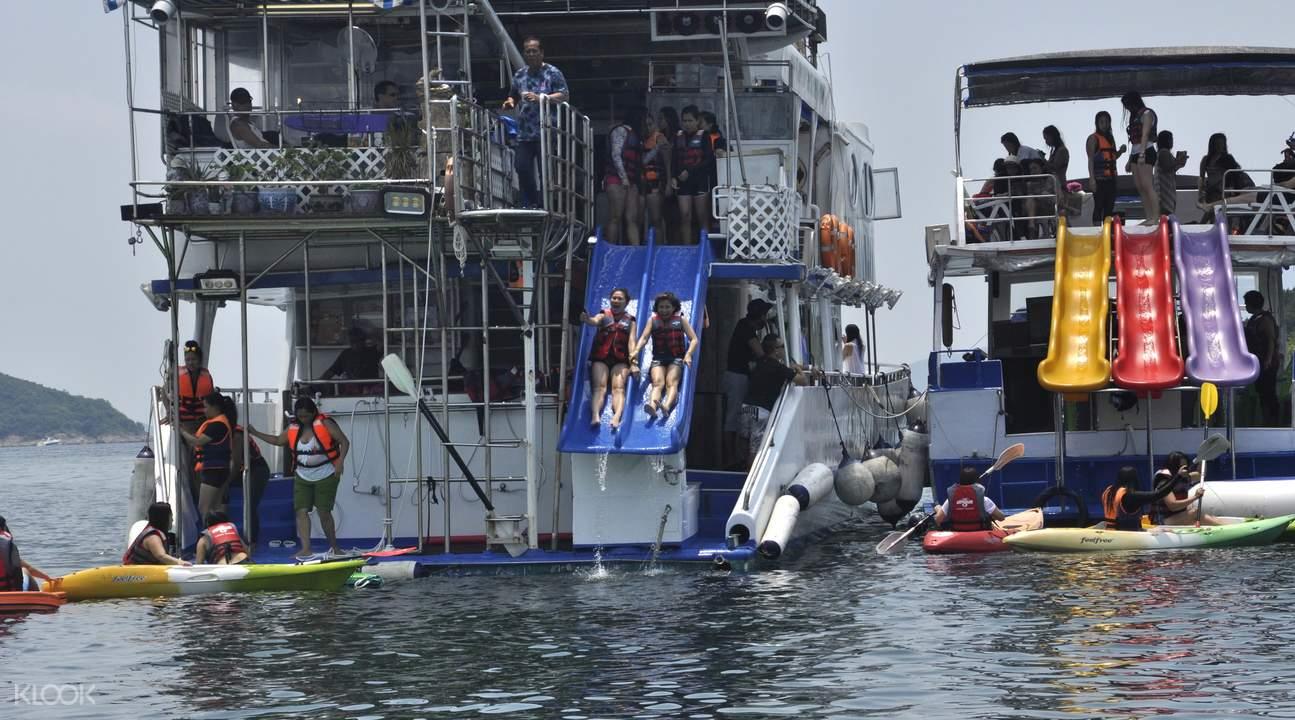 sai kung junk boat trip