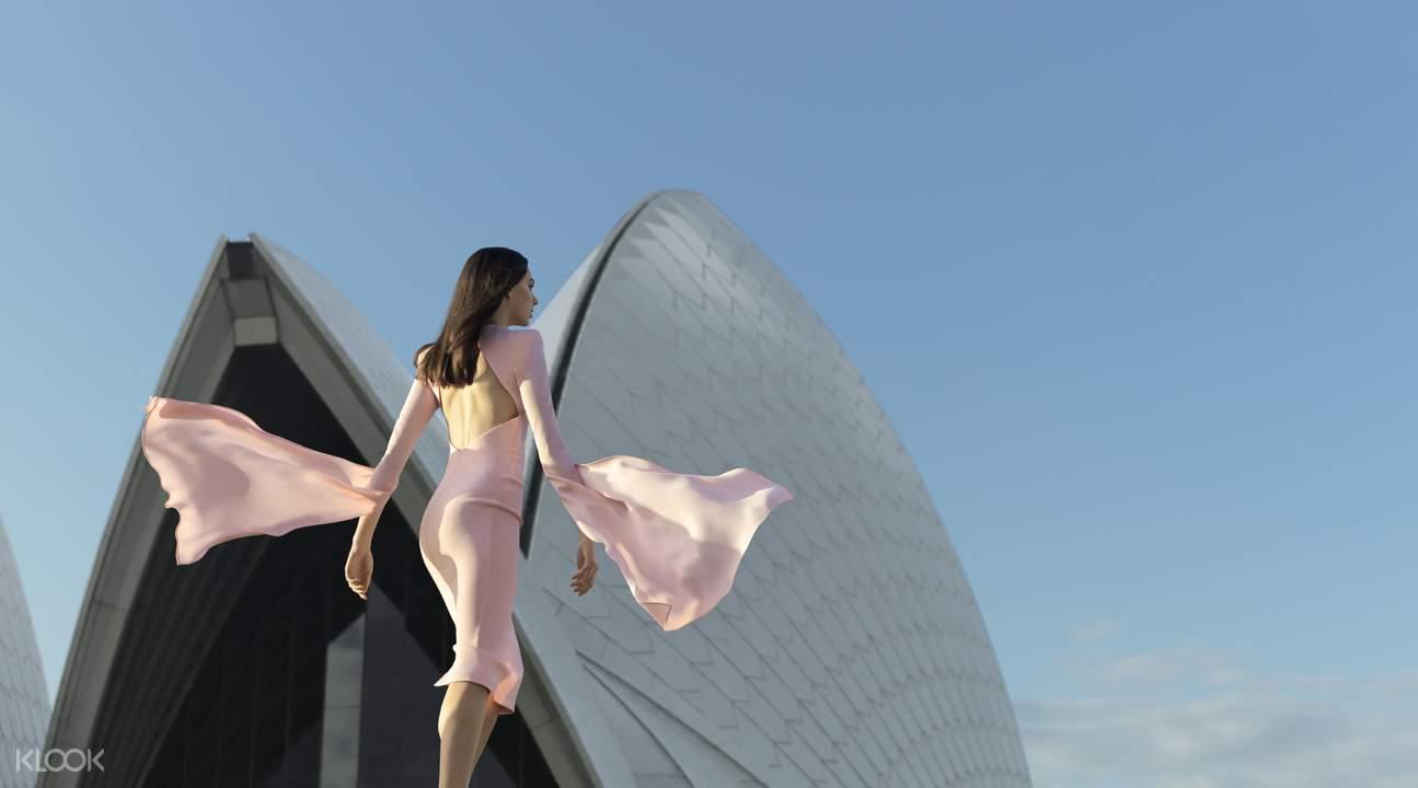 澳洲悉尼歌劇院