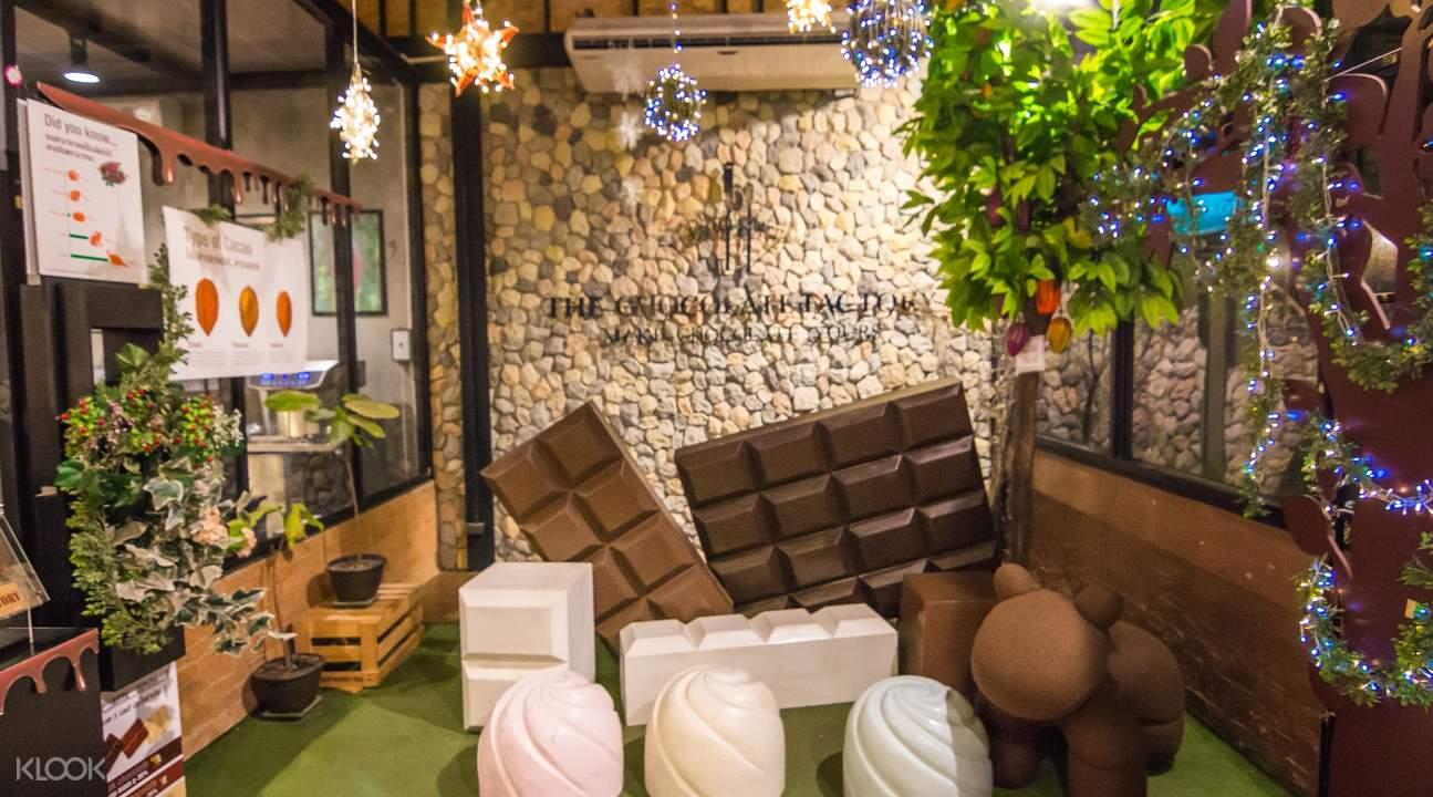the chocolate factory khao yai