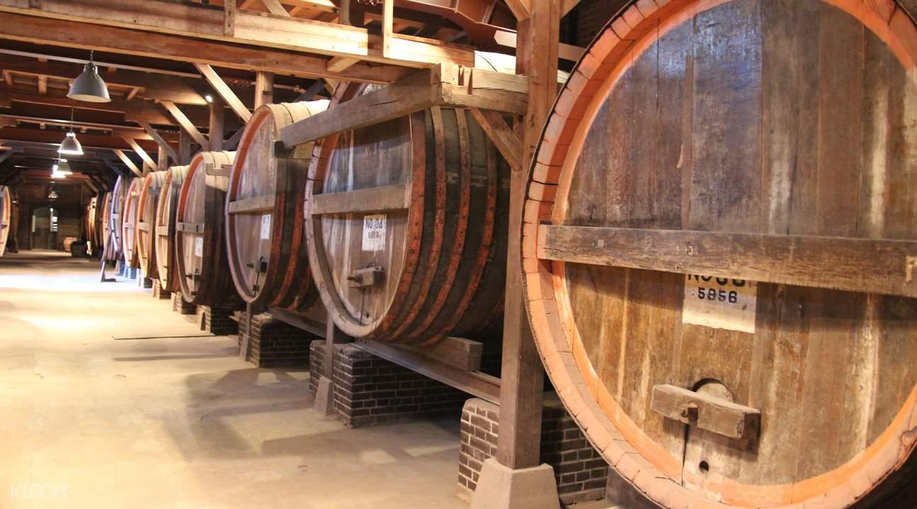 Spanish winery
