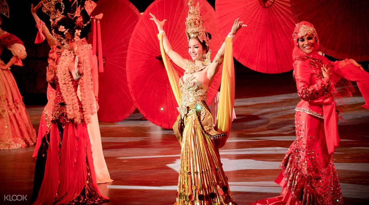 ladyboy Colosseum Show Pattaya