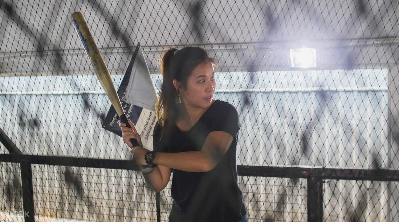 homerun棒球击球笼