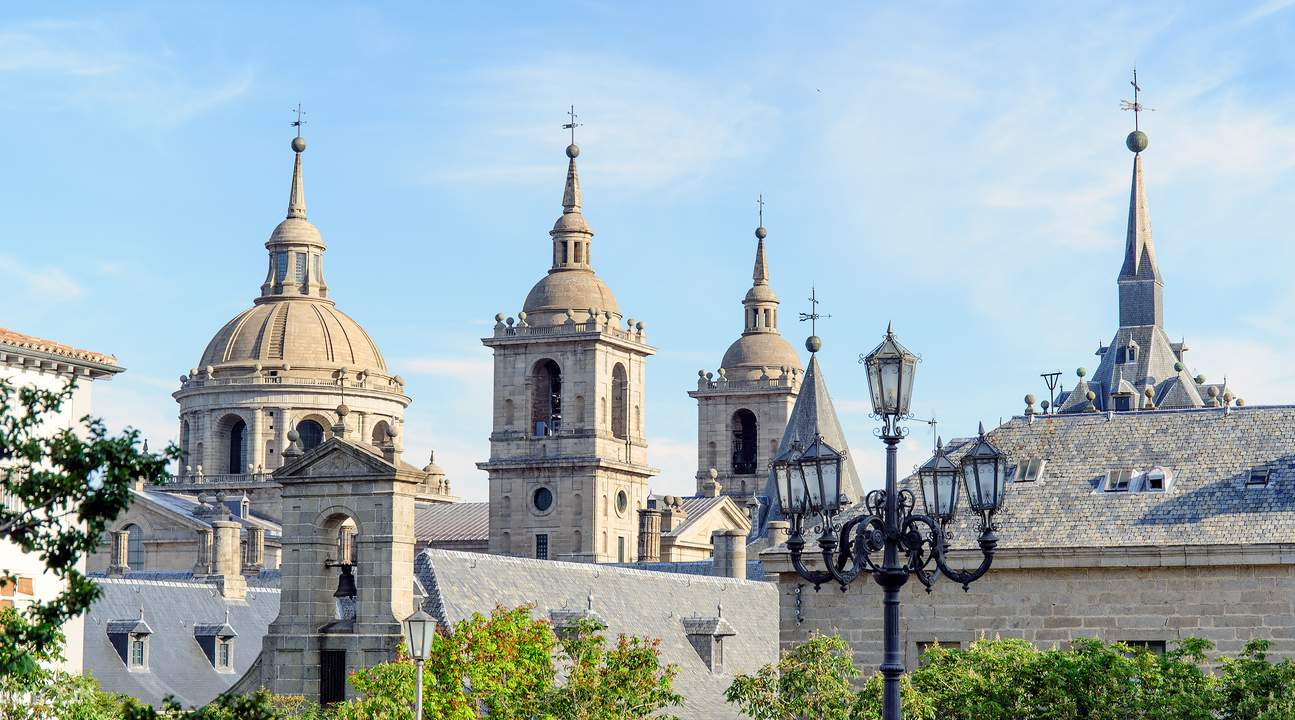El Escorial guided tours from madrid
