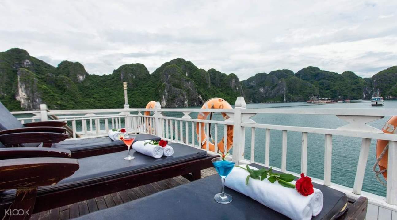 dragon cruise halong bay