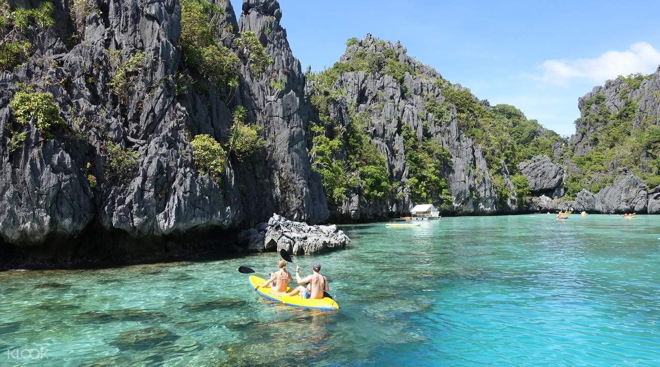 best el nido island hopping tour