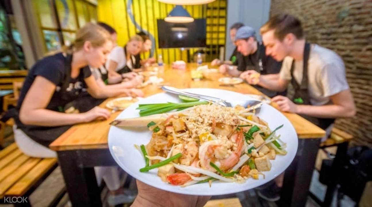 Go thai cooking class in bangkok thailand klook for Sur la table food scale