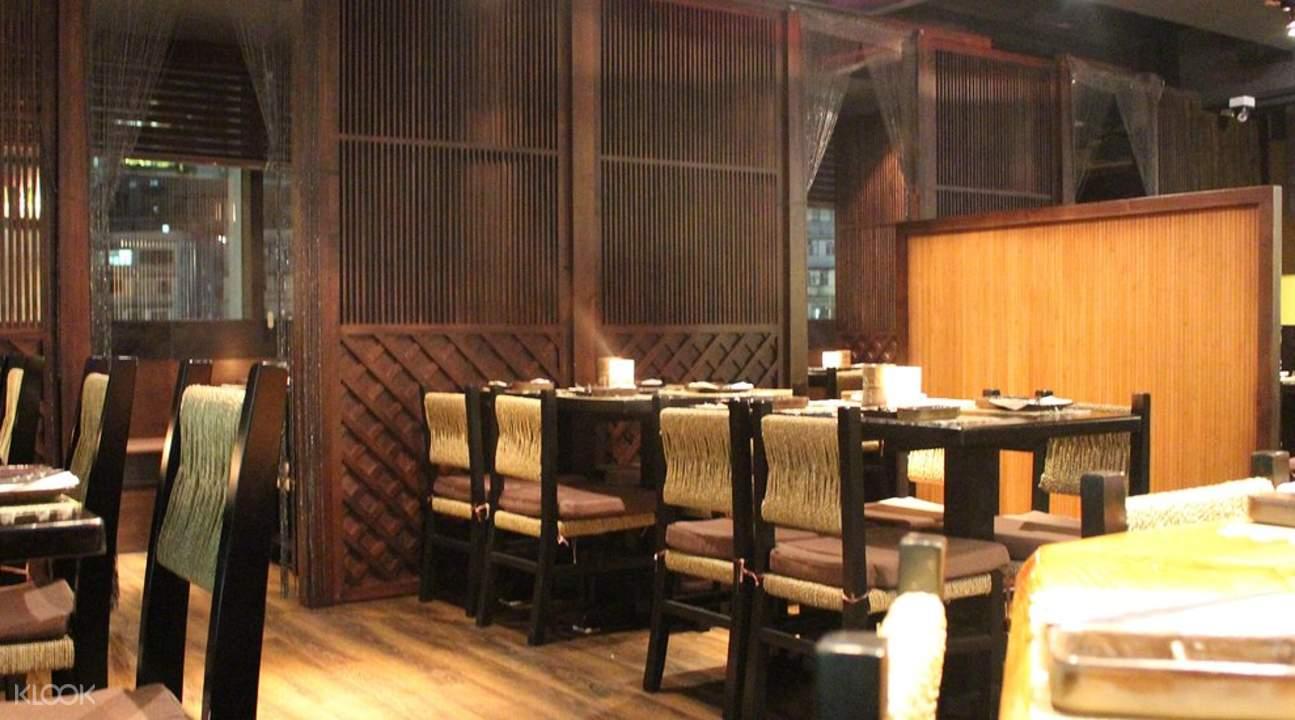 香港南蛮亭餐厅