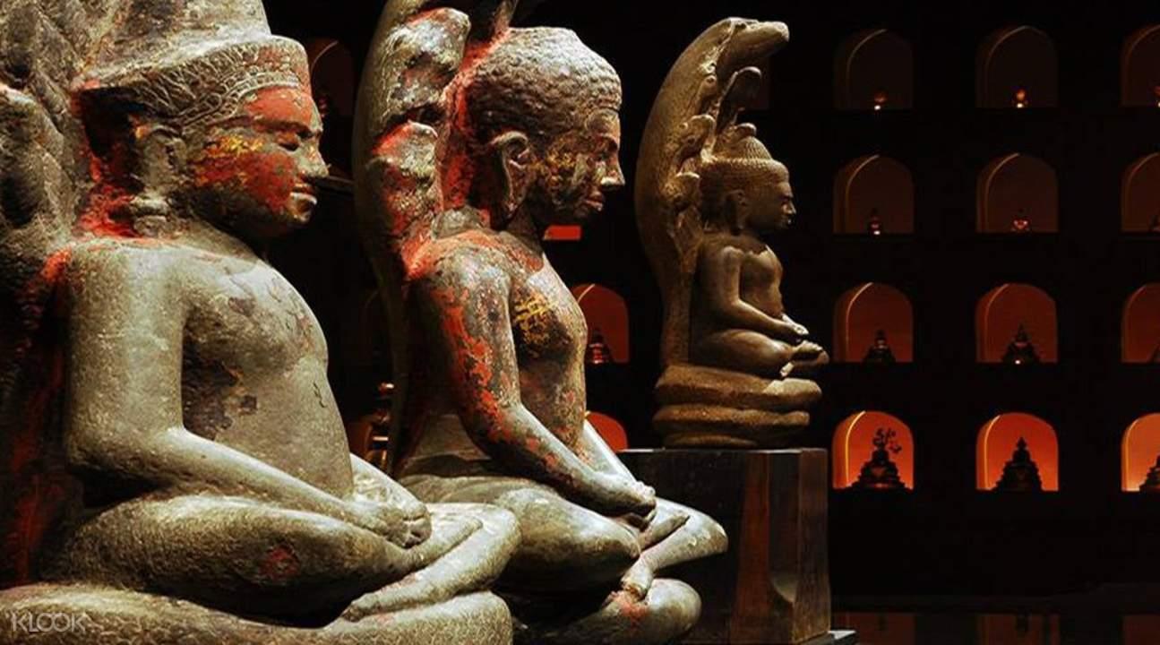 柬埔寨吳哥國家博物館門票