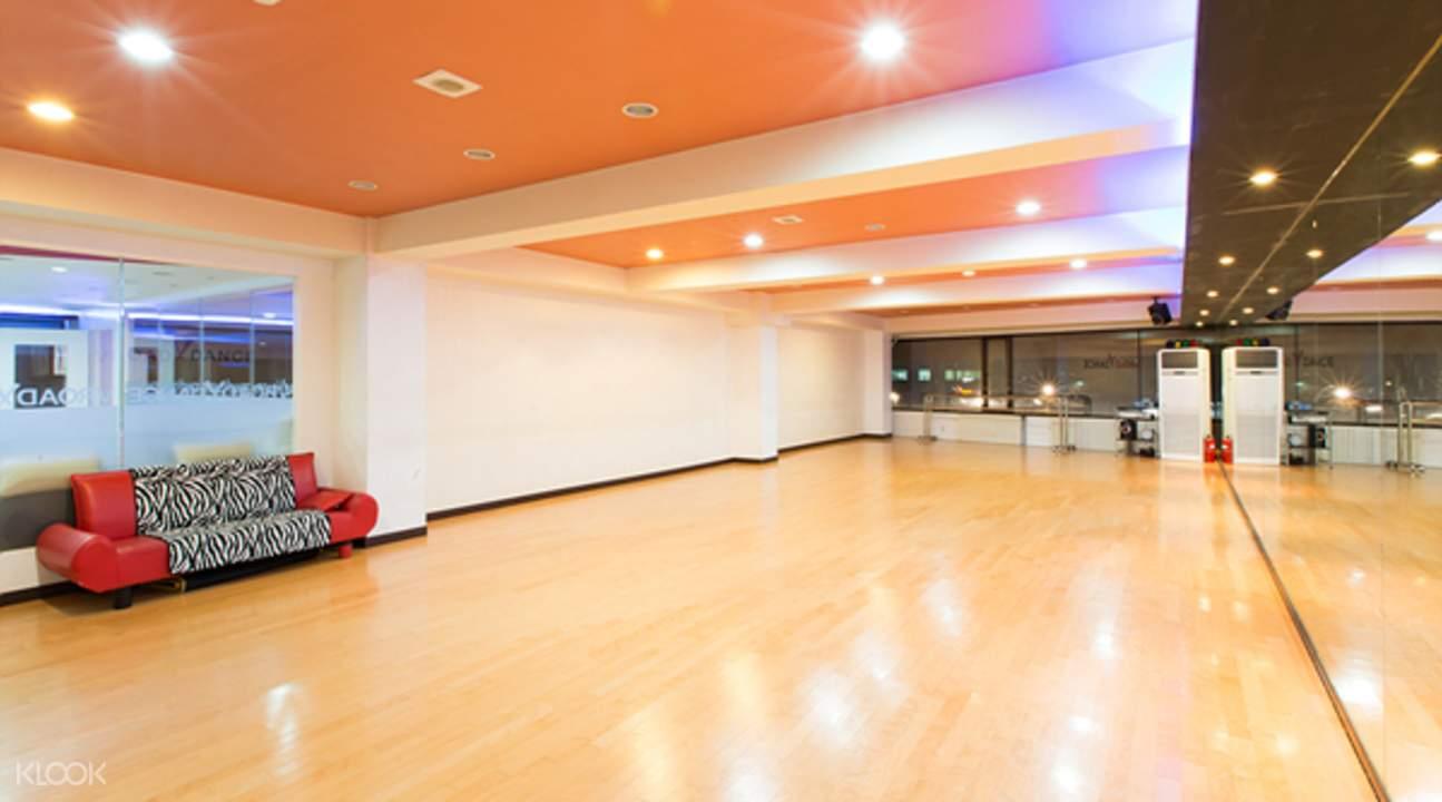 dance studio seoul