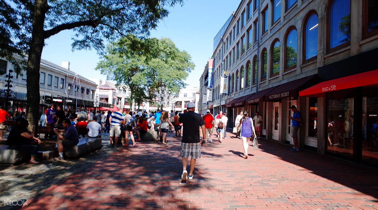 波士顿观光一日游