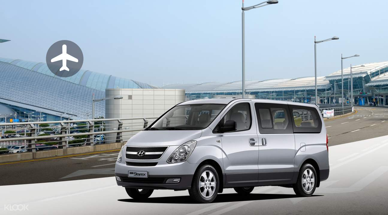 incheon airport private transfer