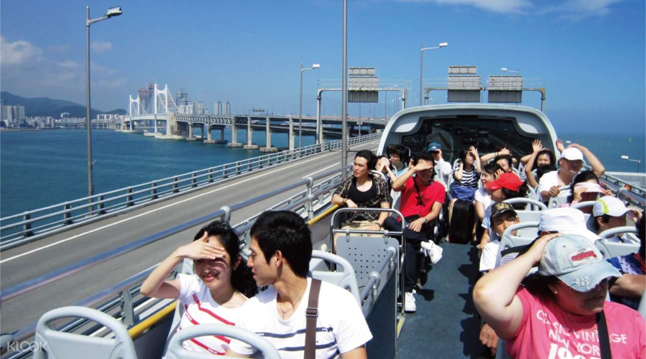 busan city tour bus itinerary