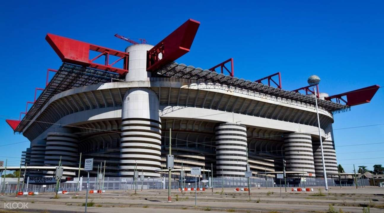 milan san siro stadium entry ticket