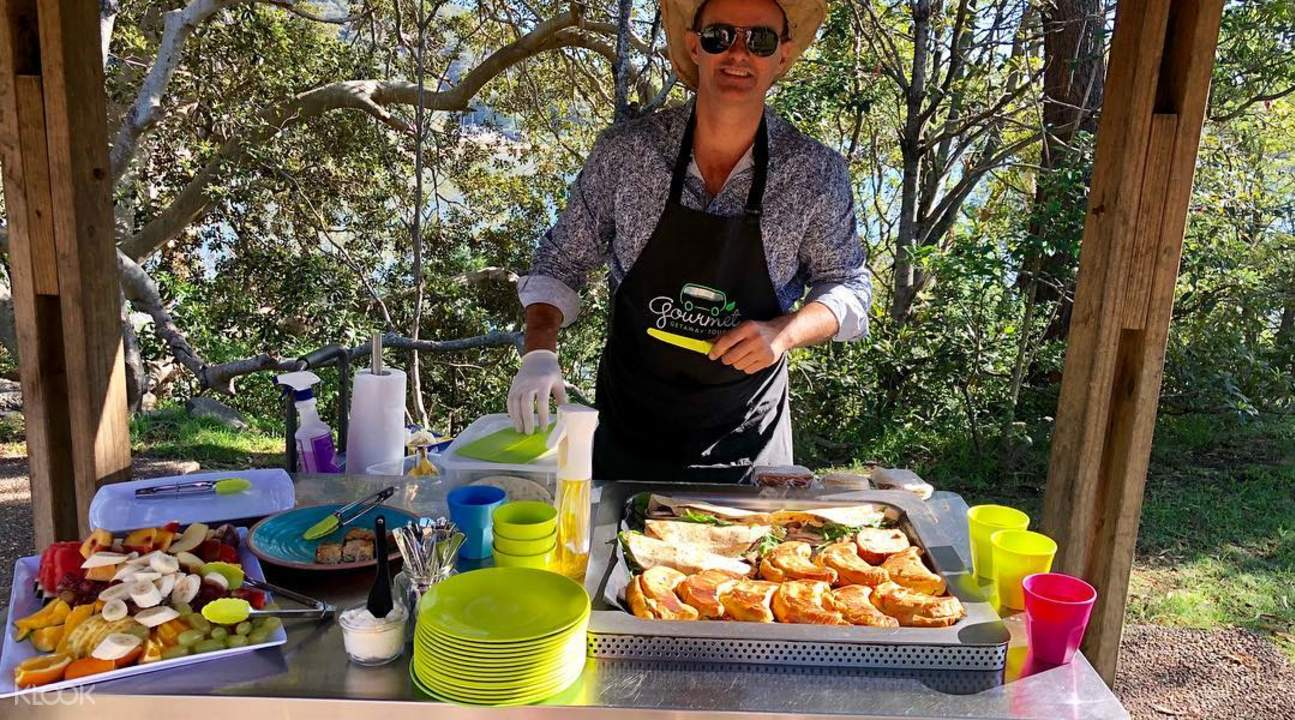 food and wine hunter valley