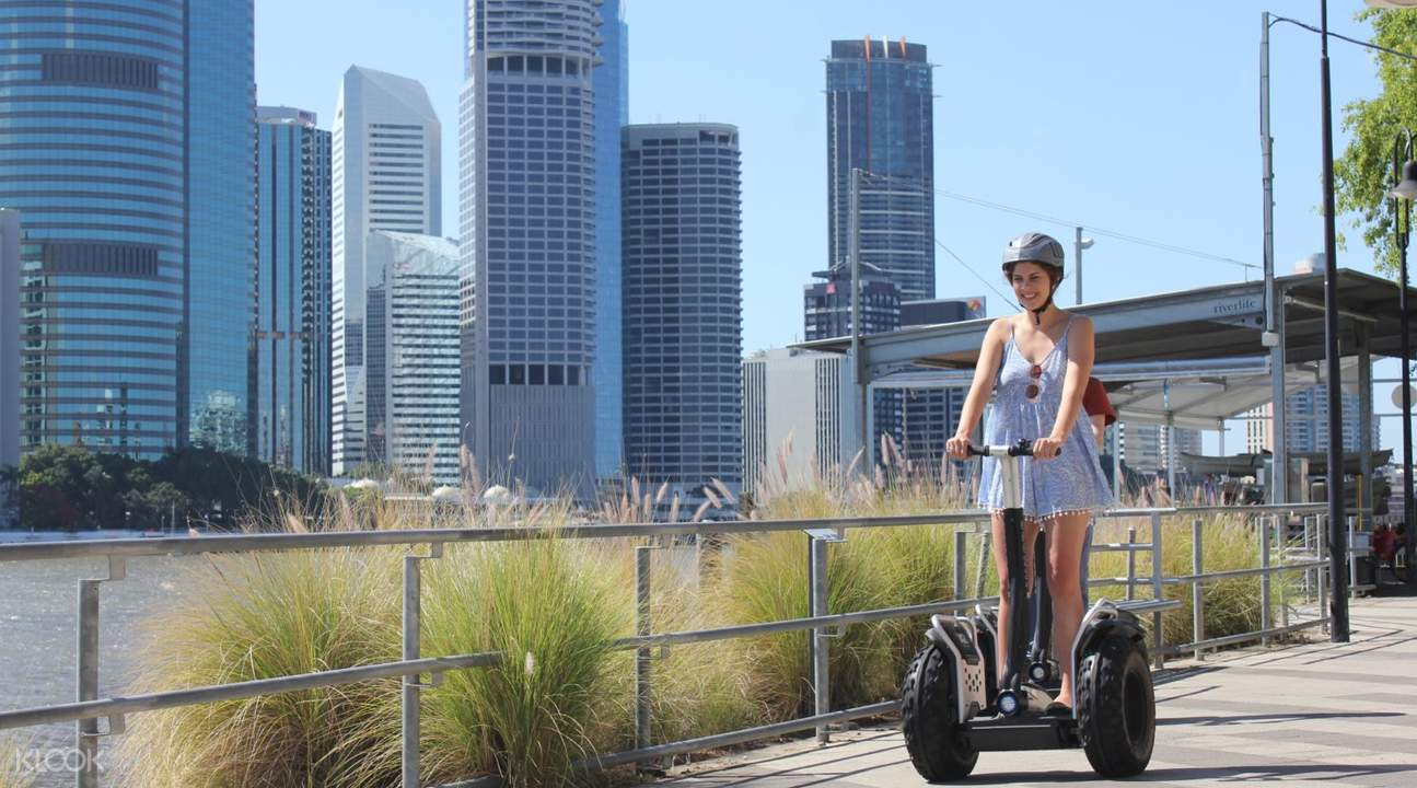 segway ride brisbane