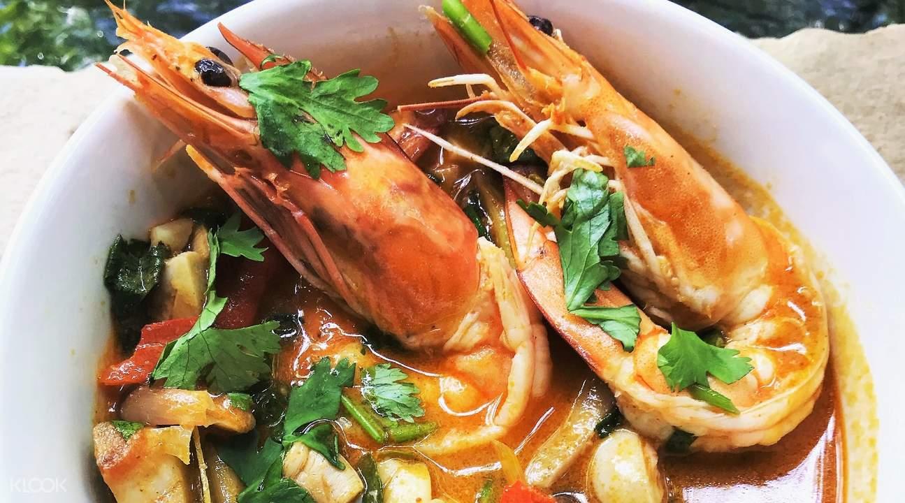 華欣泰式料理烹飪課