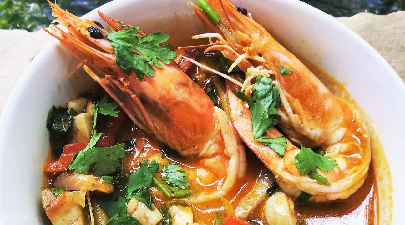 hua hin thai cooking course
