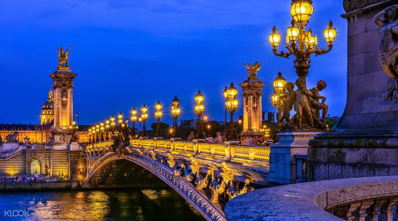 Paris city bus tours
