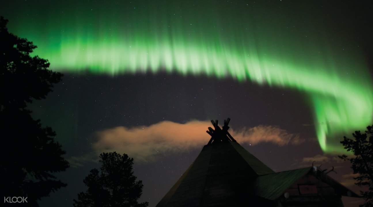 特羅姆瑟北極光