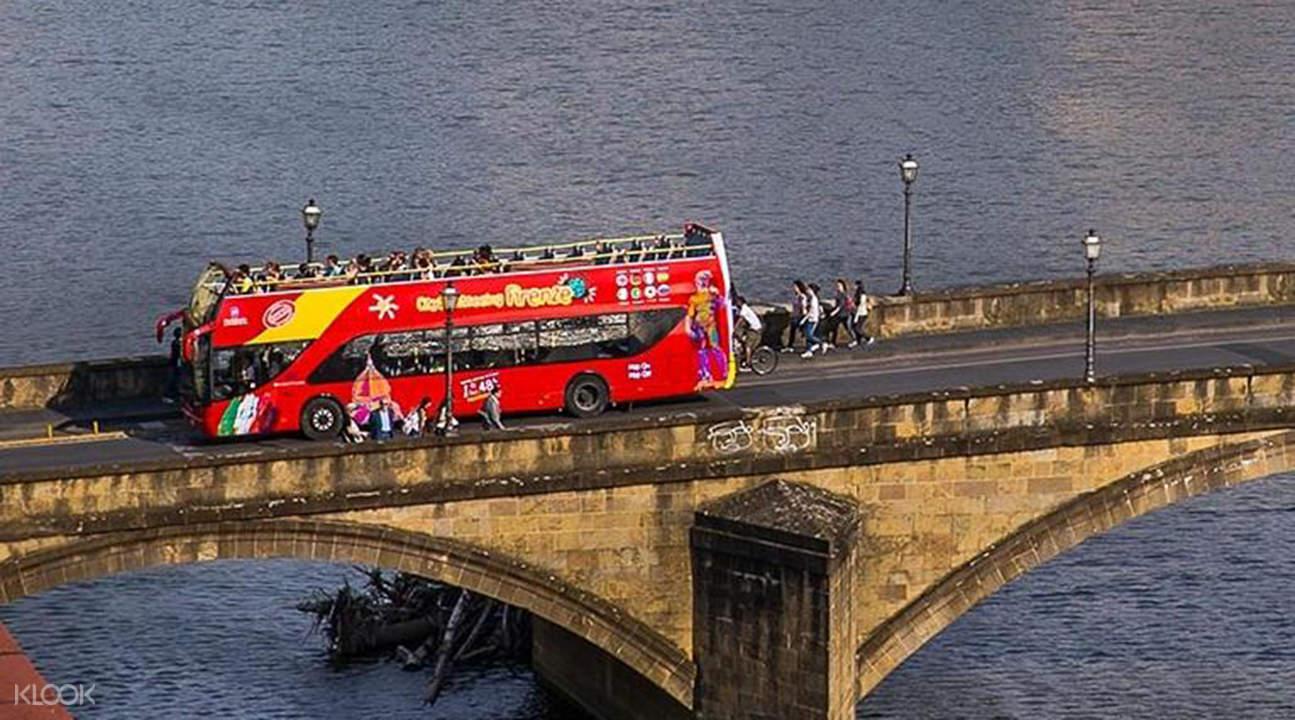 佛罗伦萨随上随下观光巴士票