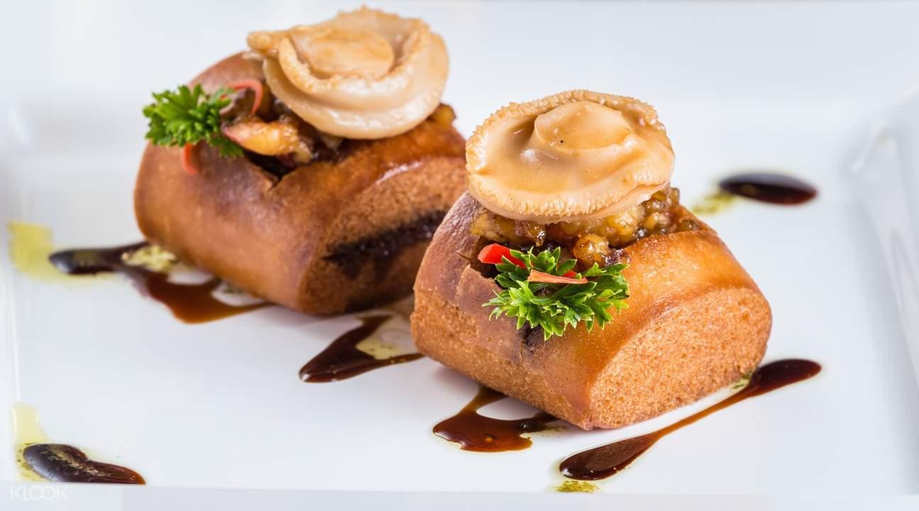 louis leeman seafood bangkok imperial mantou