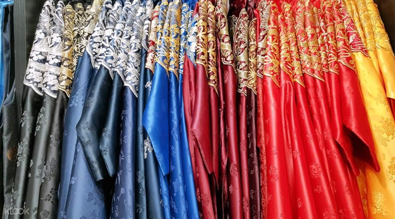 Pakaian Tradisional Hanbok