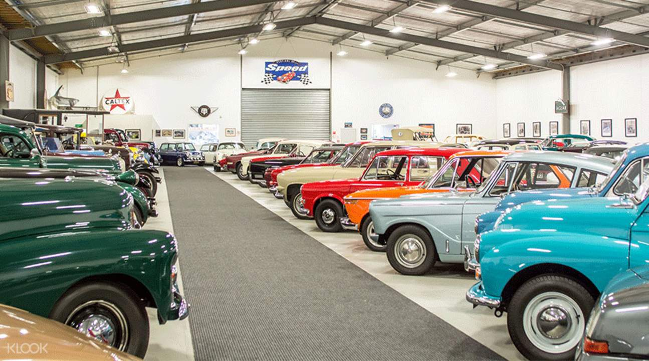 classic car museum in nelson