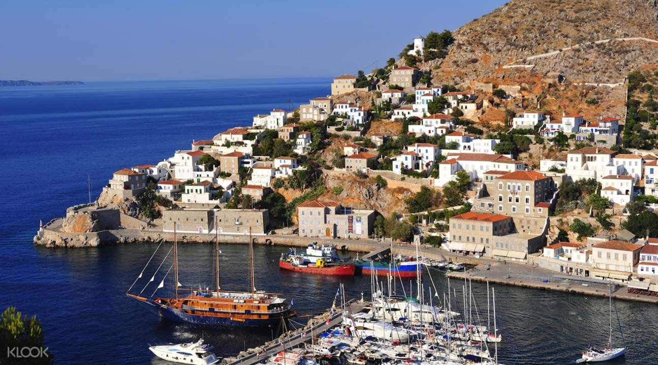 hydra day cruise from athens