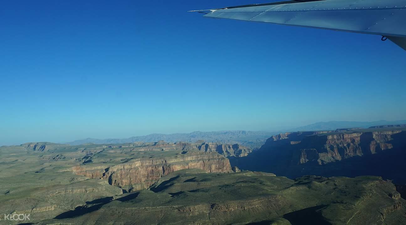 拉斯维加斯直升机观光 & 天空走廊之旅(含门票)