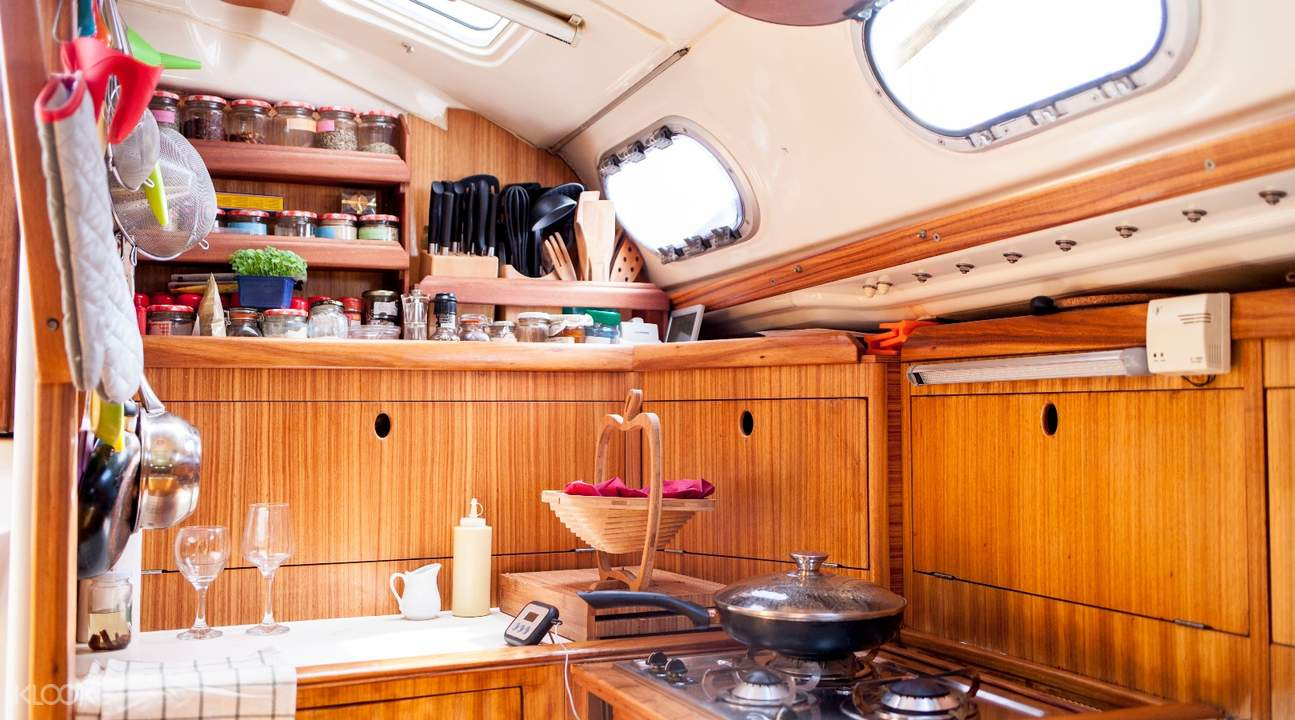巴賽隆納帆船海鮮家宴