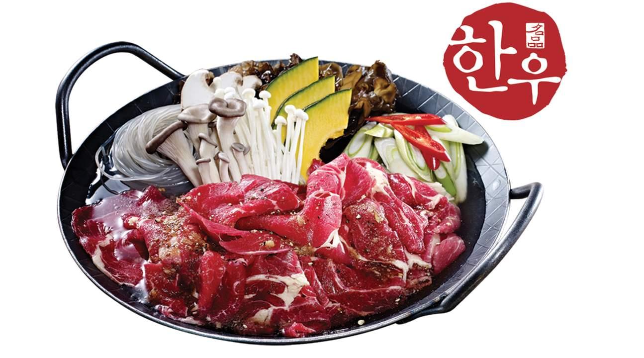韓國首爾兄弟烤肉菜品