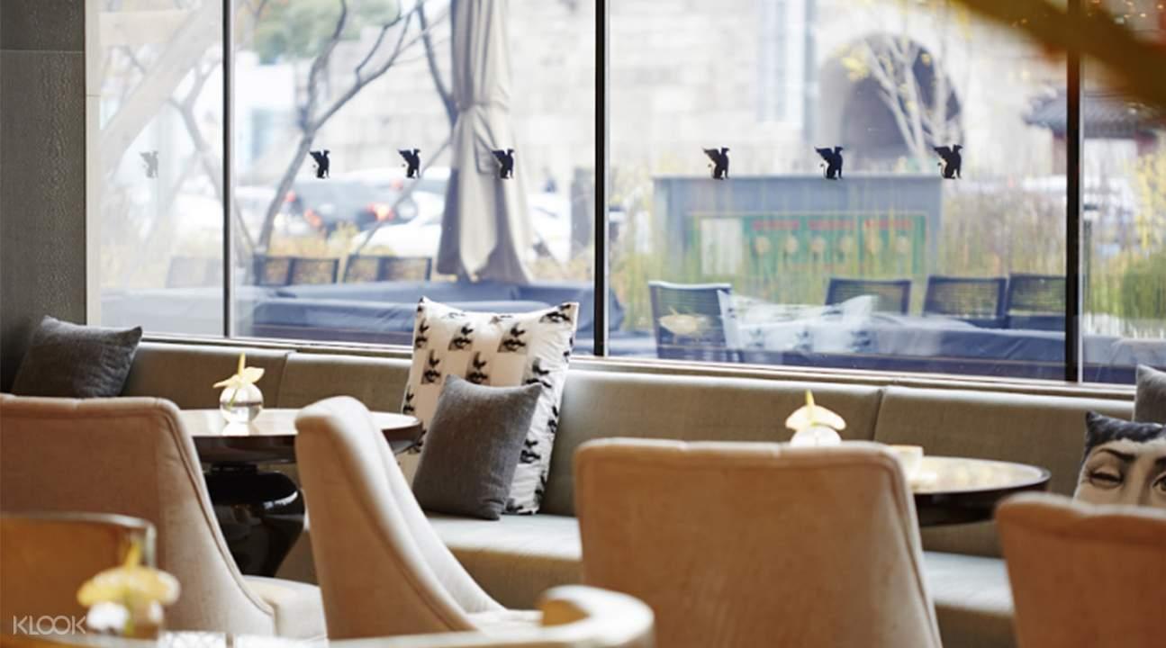 JW萬豪首爾東大門飯店Hello Kitty刨冰甜點吃到飽