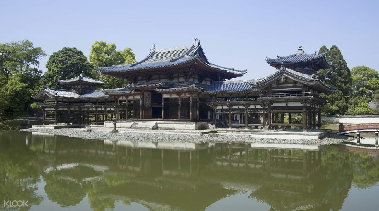 京都伏见稻荷大社, 宇治平安院, 对凤庵, 喜撰茶室