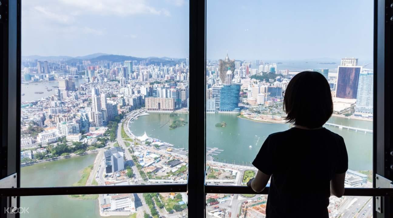 澳門旅遊觀光塔