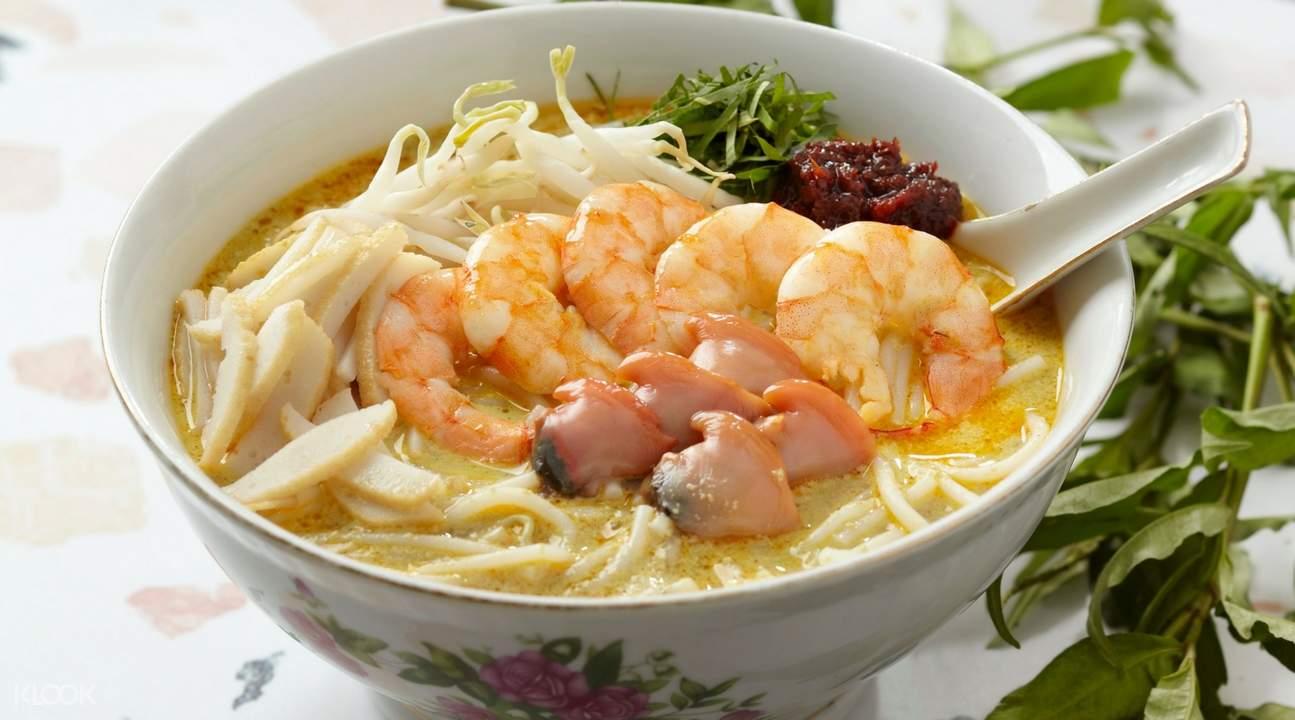 新加坡威士马大食代美食通票