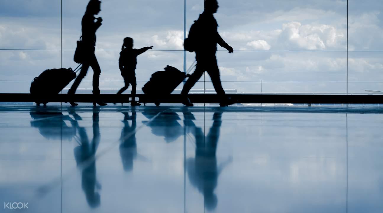 巴黎机场接送