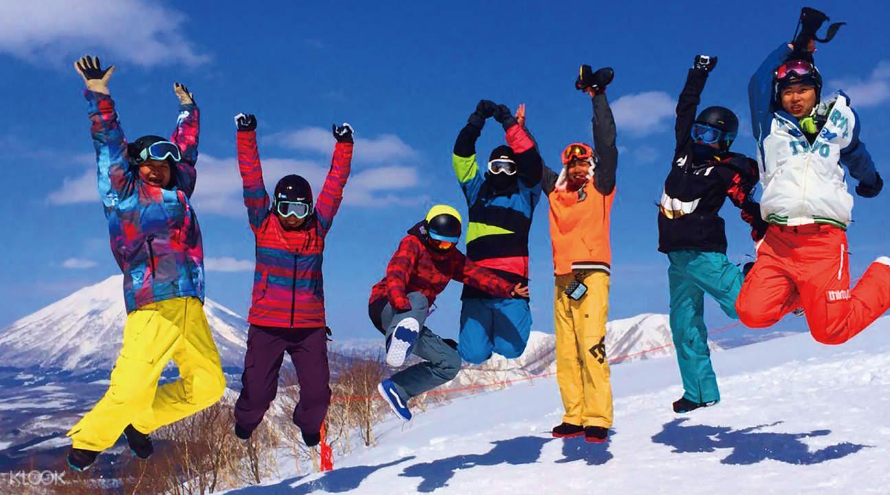 長野縣車山高原滑雪場