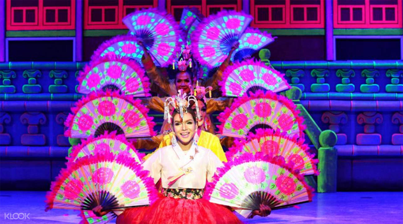 Rosana Broadway 国际人妖秀