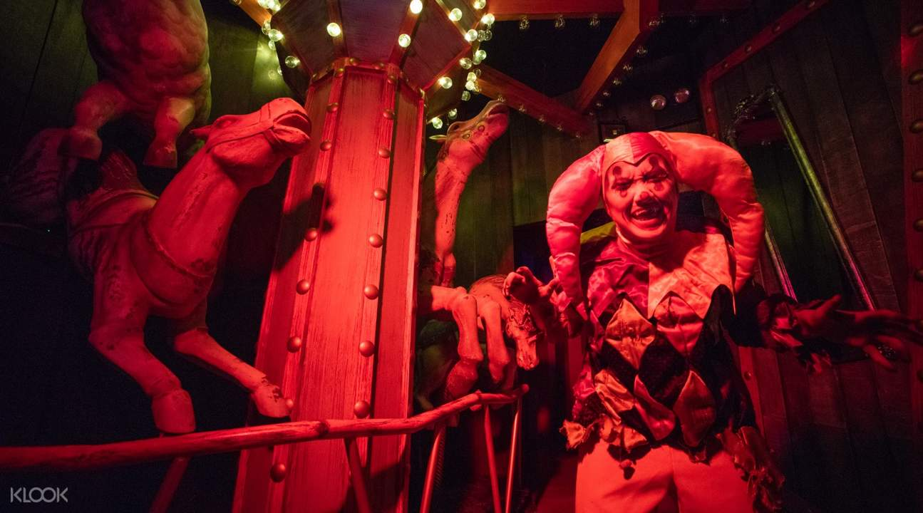 ocean park circus of the damned