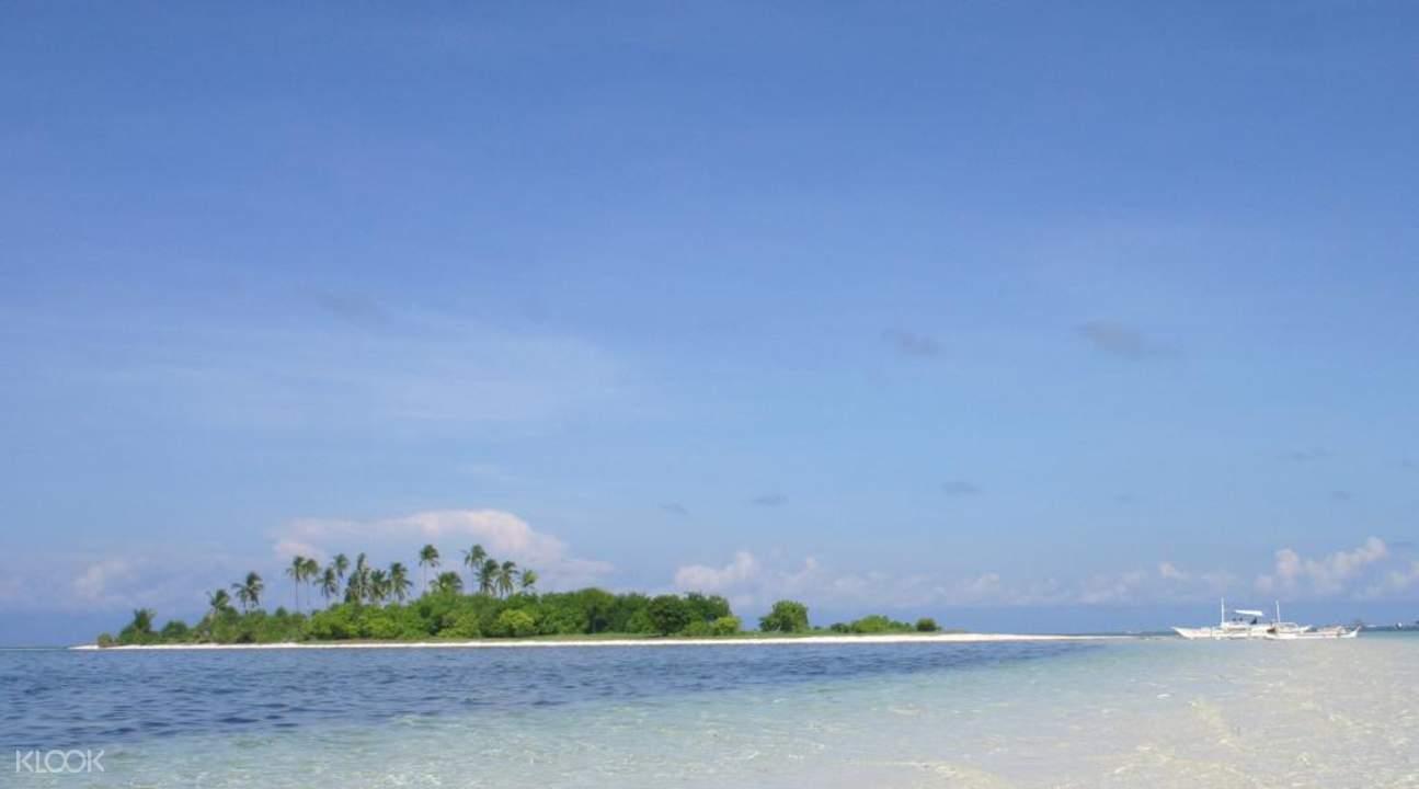 bohol island hopping