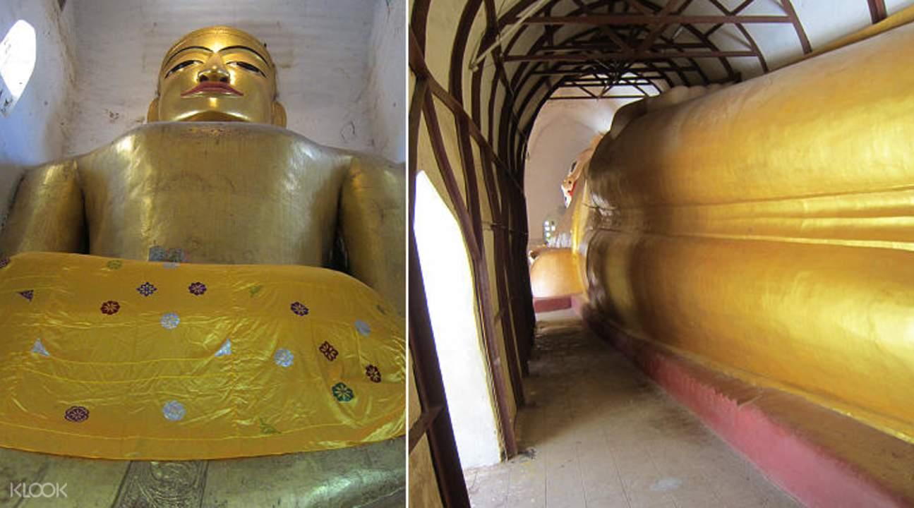 temple tour bagan myanmar