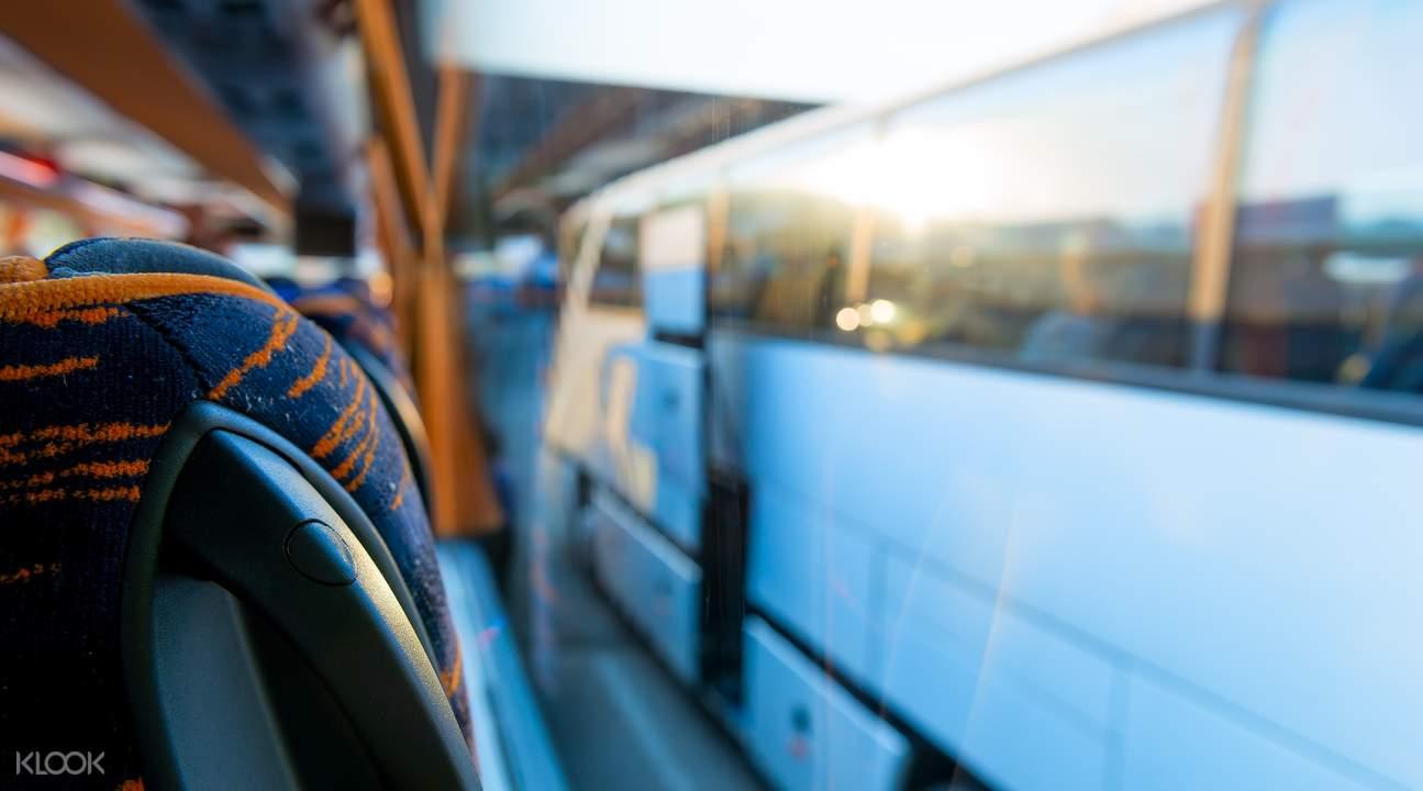 巴士接載 布里斯班至霍特街碼頭